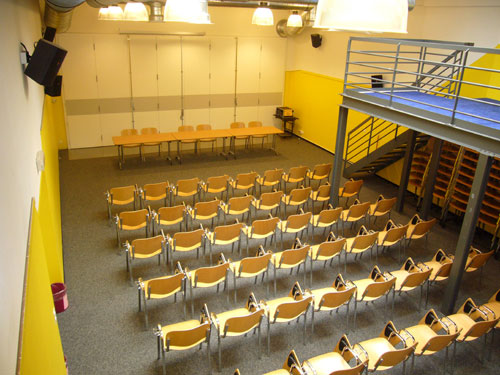 Salle Rachel Carson </br>(80 places)
