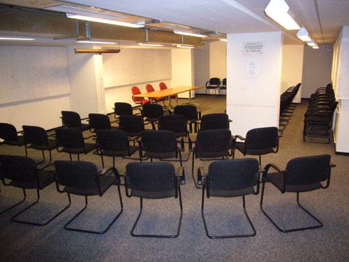 Salle Zazi Sadou </br>(55 places)