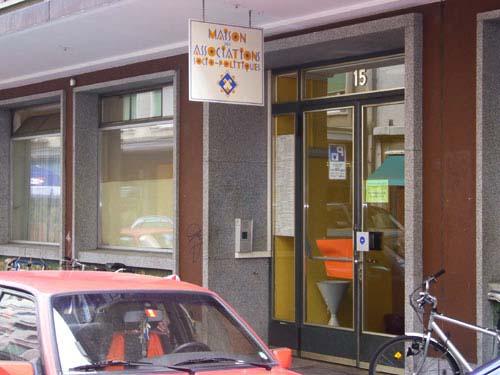 15, rue des Savoises
