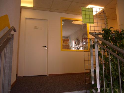Arrivée au 1er étage (Immeuble 11-17 Savoises)