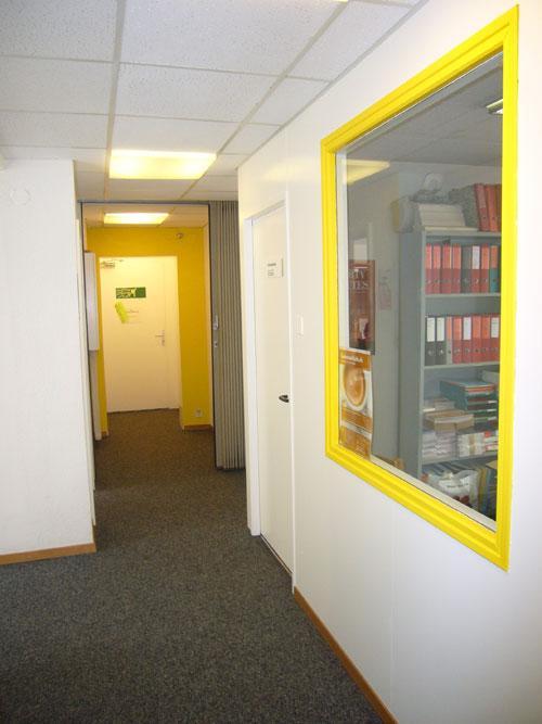Couloir 11-17 Savoises (Immeuble 11-17 Savoises)