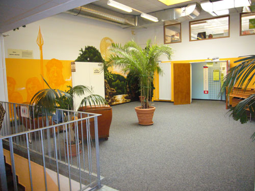 Hall Bruno Manzer (Immeuble 8bis Vieux Billard)