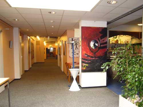 Couloir d'expositions « Luttes et résistances »