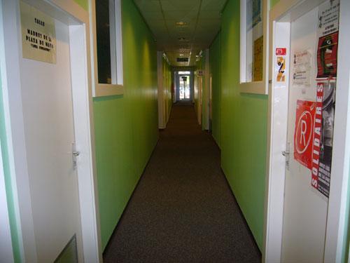 Couloir 8 Vieux Billard