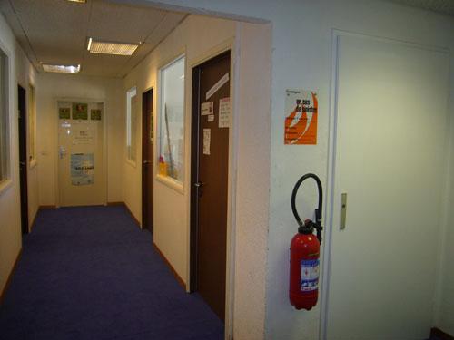 Bureaux du 4ème étage du 8 Vieux Billard