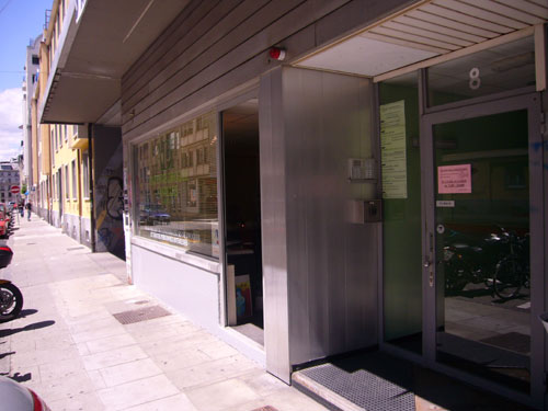 Rue du Vieux Billard