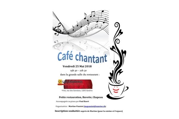 Café Chantant
