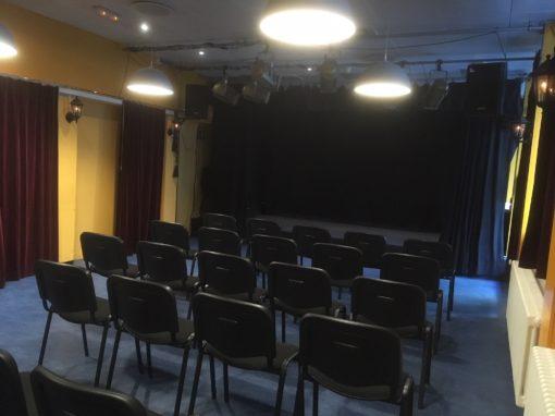 Salle Equitable – Les Savoises </br>(50 places)