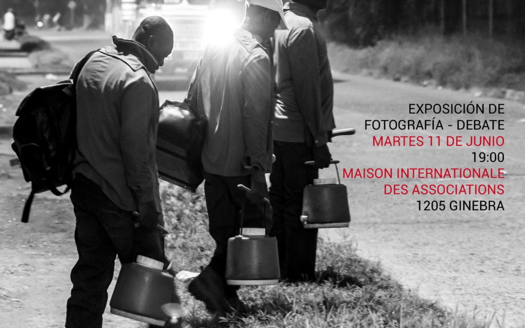 Privé: Conférence/débat sur les conditions de travail en Colombie  organisée par Solidar, FOS, Solsoc Solidar, FOS et Solsoc. Mardi 11 Juin à 19h