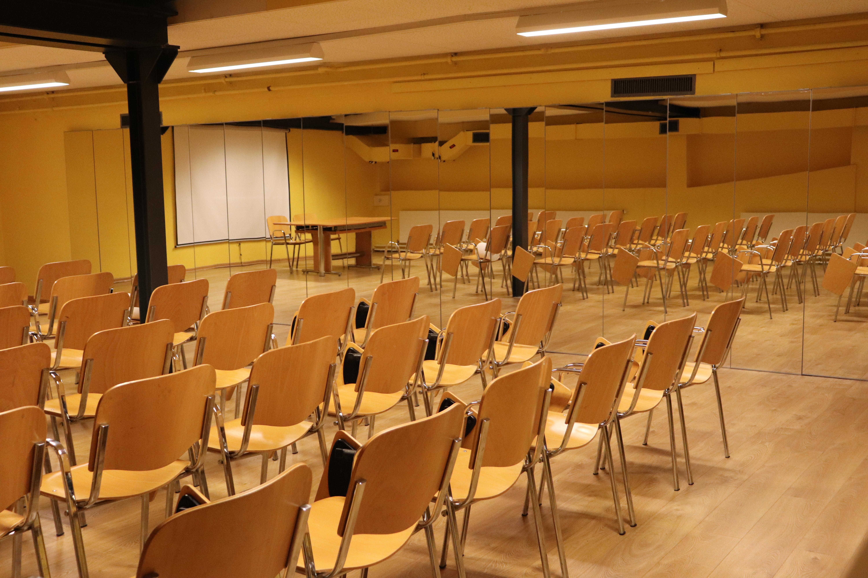 Salle Maathai 1